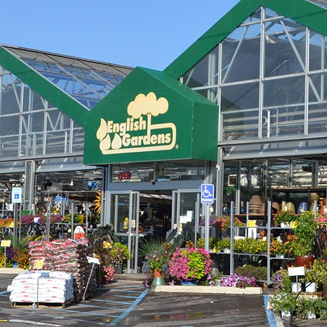 Eastpointe Mi Locations English Gardens