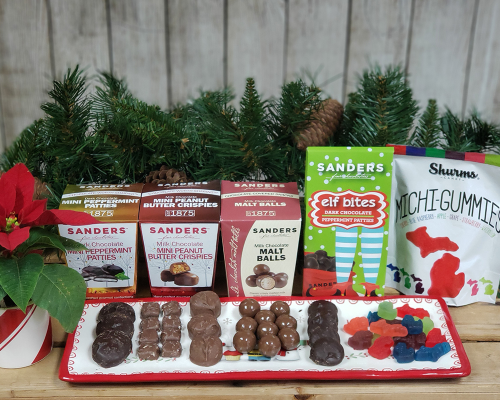 Michigan-themed sweet treats