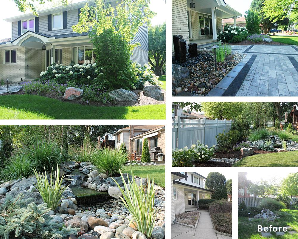 MGIA Silver Award-winning Landscape McCarthy Residence