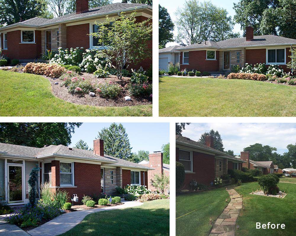 MGIA Silver Award-winning Landscape Newell Residence
