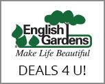 English Gardens Employee Discounts & Offerings