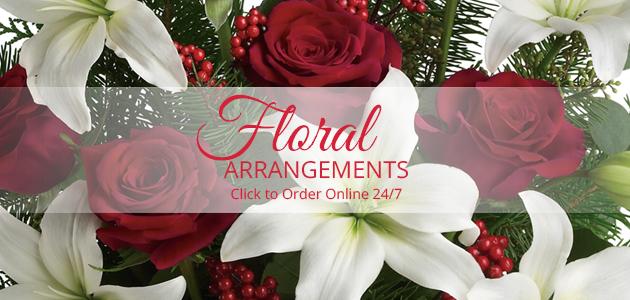 Order Christmas Flowers