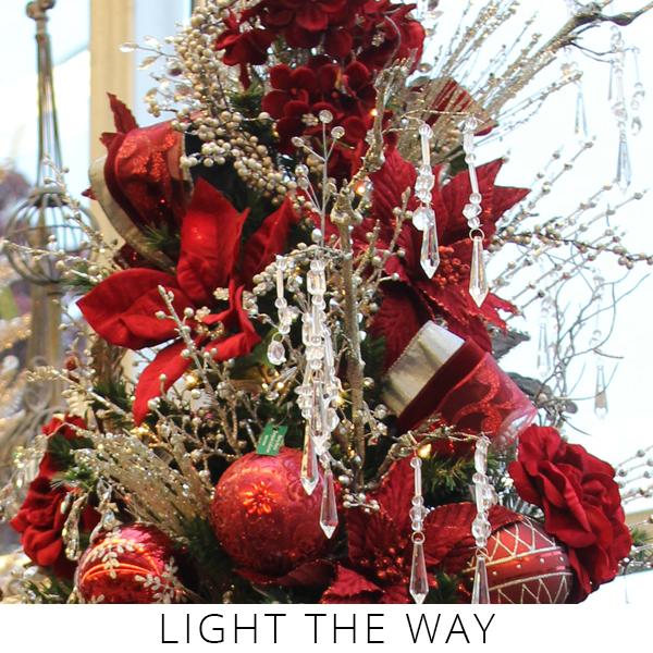 Theme Trees light the way