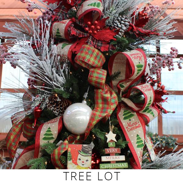 Theme Trees tree lot