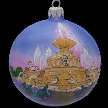 Detroit Belle Isle Christmas Ornament