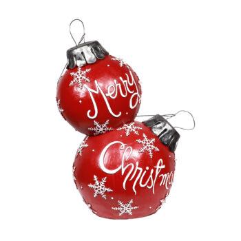 Christmas Ornaments Porch decoration