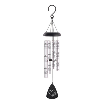 Mother Sonnet Windchime, 21 inches