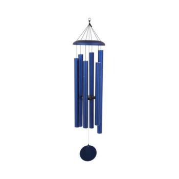Corinthian Bells Midnight Blue Windchime, 60 inches