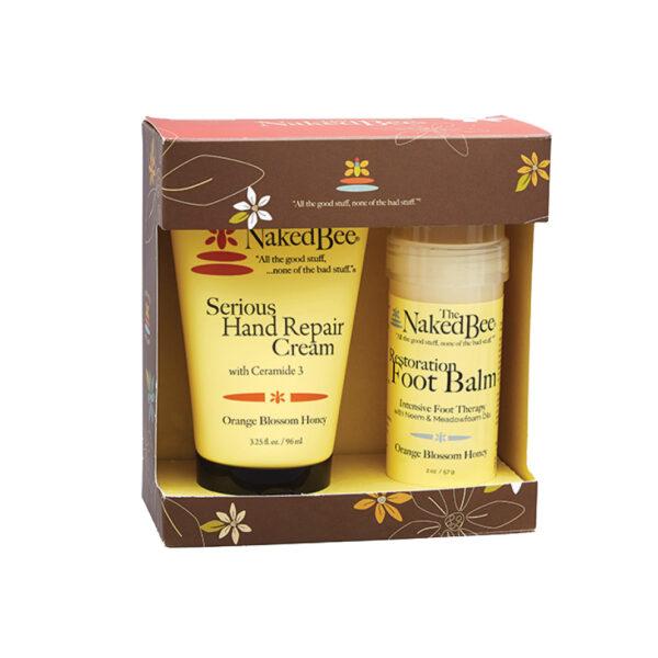 Orange Blossom & Honey Gift Set for Hands and Feet