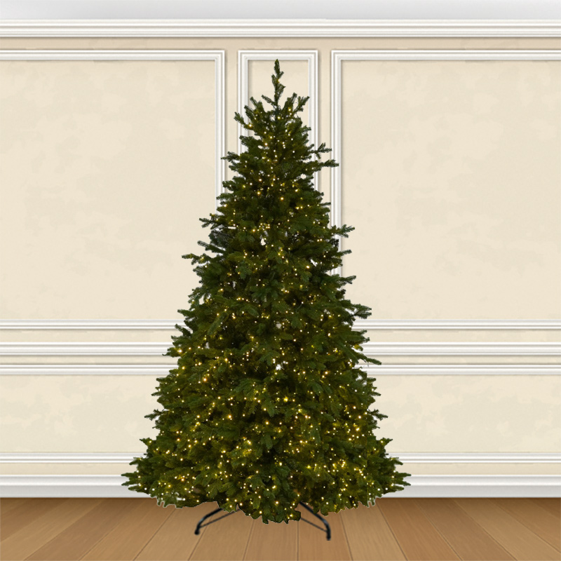 Christmas Activities 2021 Near Fraser Mi Get Pacific Coast Fraser Fir Artificial Christmas Trees Pre Lit With Dual Color Multi Function Led Lights In Mi At English Gardens Nurseries Serving Clinton Township Dearborn Heights Eastpointe Royal Oak West Bloomfield And