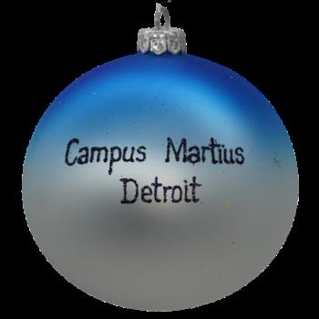 Campus Martius Park Christmas Ornament