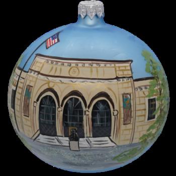 Detroit Institute of Arts Christmas Ornament