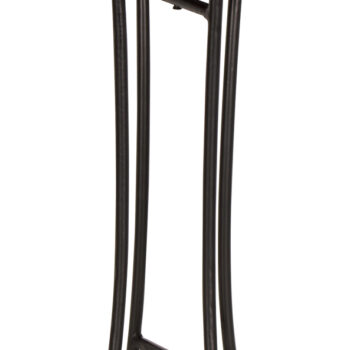 Traditional 4-Leg Gazing Globe Stand, 10 inches tall