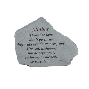 Mother Memorial Stone, 6 inches