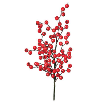 Deluxe Red Berry Branch
