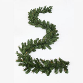 9-foot Rockey Mountain Pine Artificial Christmas Garland