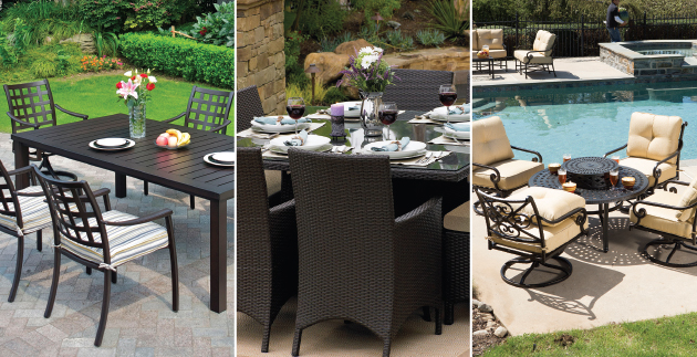 6 Tips In Selecting The Right Patio Furniture