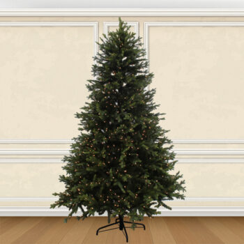 Pre-lit Northern Fraser Fir Artificial Christmas Trees