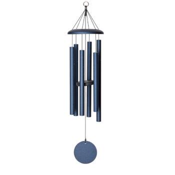 Corinthian Bells Midnight Windchime, 36 inches