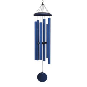 Corinthian Bells Midnight Blue Windchime, 50 inches