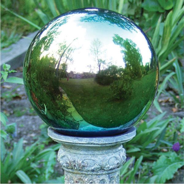 Iris Gazing Globe, 10 inch