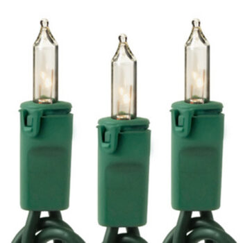 105 Light Incandescent Set, 5-inch Spacing