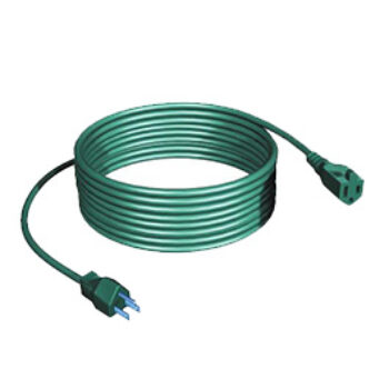 40-foot Outdoor Grounded Extension Cord