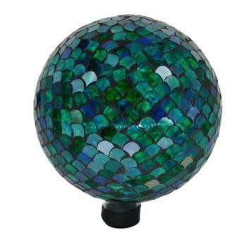 Blue Diamond Gazing Globe, 9.8 inch