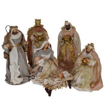 Nativity Set, 6-piece set