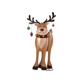 Standing Reindeer Yard Stake