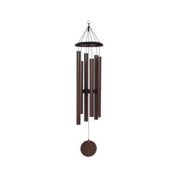 Corinthian Bells Copper Windchime, 50 inches