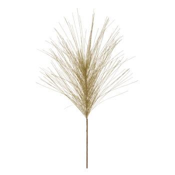 Long Needle Glitter Pine Spray