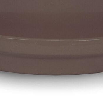 Round Ceramic Saucer