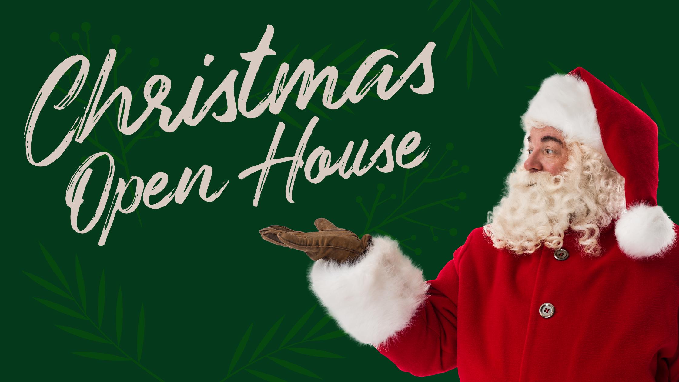 Christmas Open House 2020 Christmas Open House – English Gardens