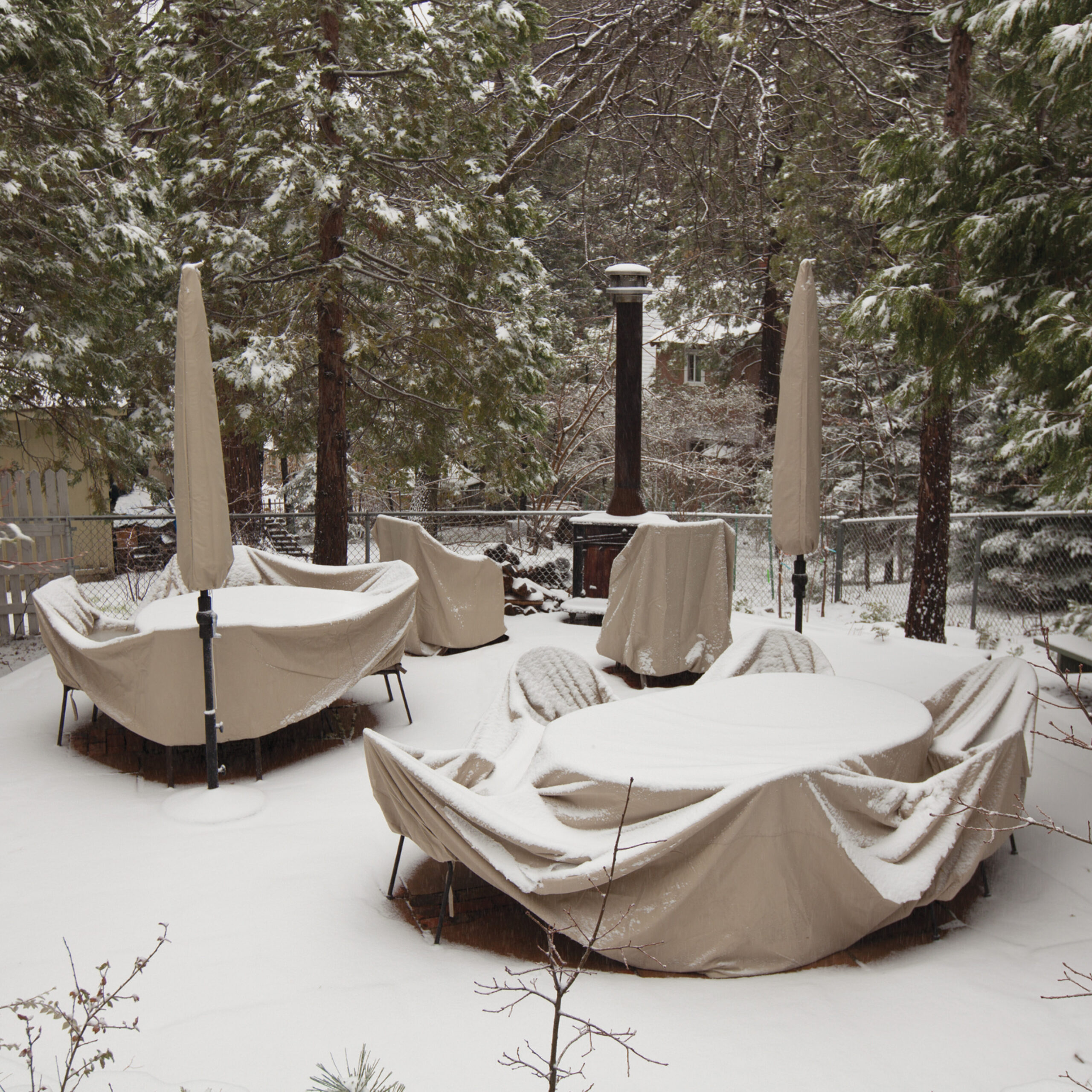 Get Treasure Garden Protective Furniture Cover for a Patio ...