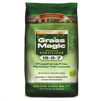 Grass Magic Premium Fertilizer
