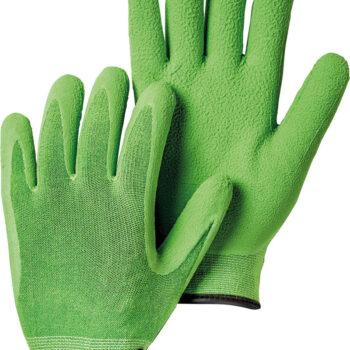 Hestra Job Garden Bamboo Glove in Green