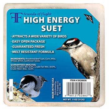 High Energy Suet
