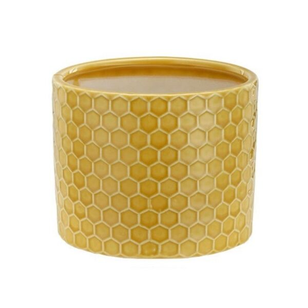 Honeycomb Cache Pot