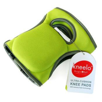 Kneelo Ultra Cushion Knee Pads in Gooseberry