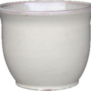 Magnolia Ceramic Container