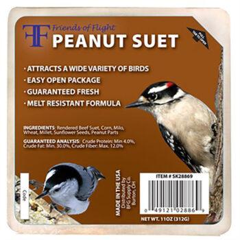 Peanut Suet