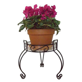 Plant Stand with Tray