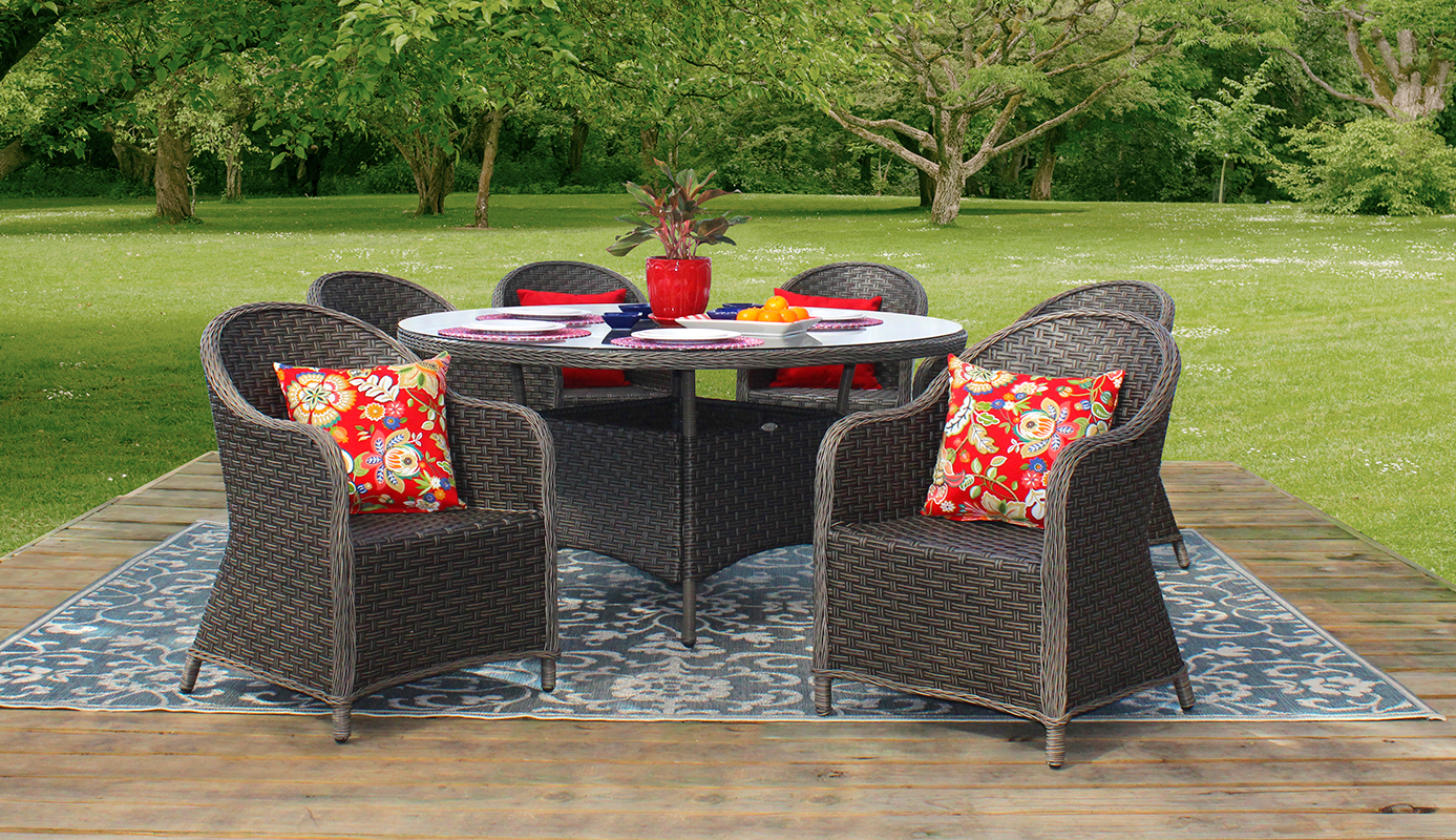 Weather Wicker Outdoor Patio Furniture