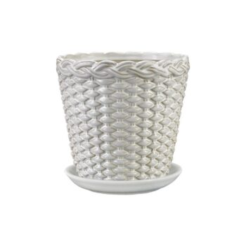 Willow Basket Pot