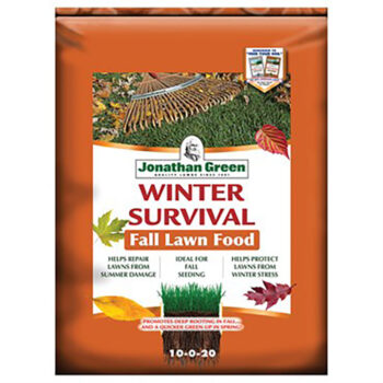 Winter Survival Fall Lawn Food