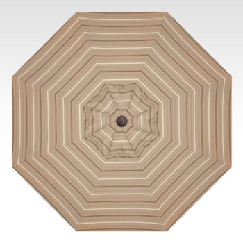 Treasure Garden 9-foot Collar Tilt Umbrella